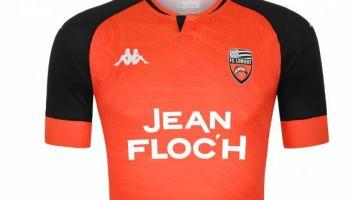 Foot - L1 - Lorient - Le FC Lorient dévoile ses maillots pour la saison 2020-2021