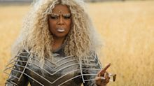Oprah's Blonde Hair Is Out of This World