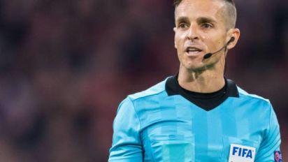 Foot - Bleus - Un arbitre espagnol pour Allemagne-France