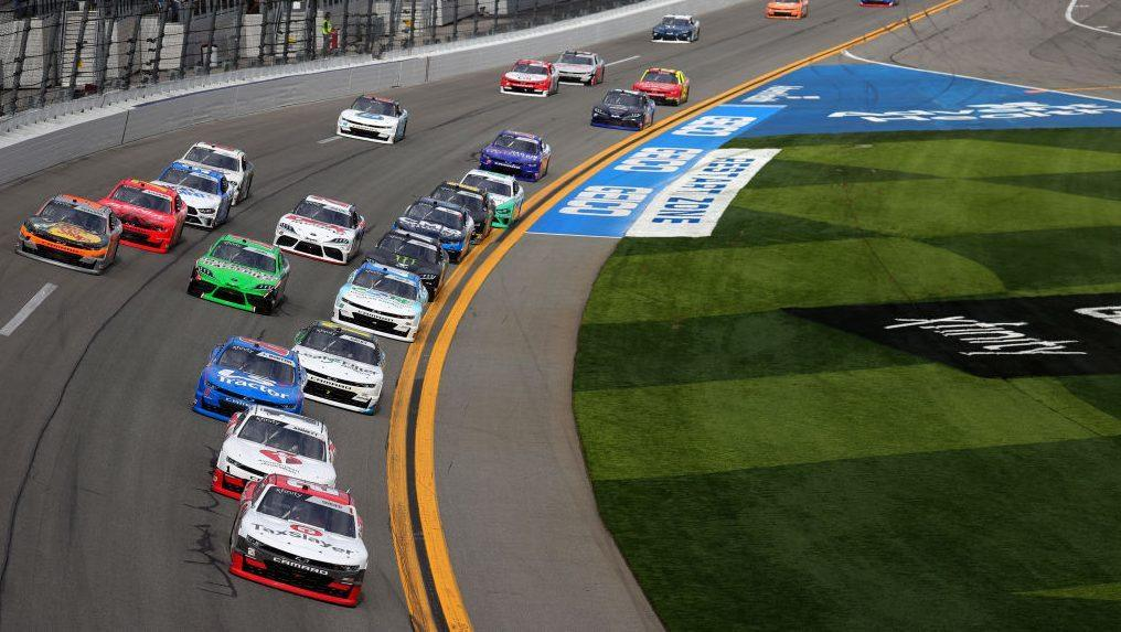 Chicanes and rain: Xfinity drivers brace for Daytona road course