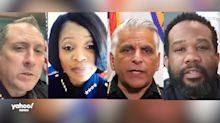 Police officers around the country sound off on Minneapolis policing that led to George Floyd death
