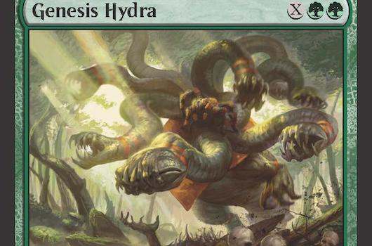 Check out Magic 2015's list of card-contributing game developers