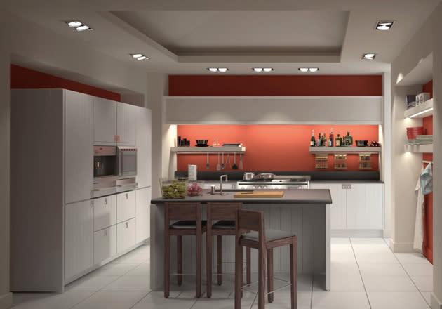 Consejos para colocar bien la nevera for Frentes de muebles de cocina