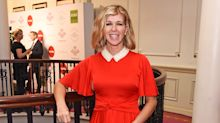 Kate Garraway reveals she wanted to donate blood plasma to help Derek Draper overcome COVID-19