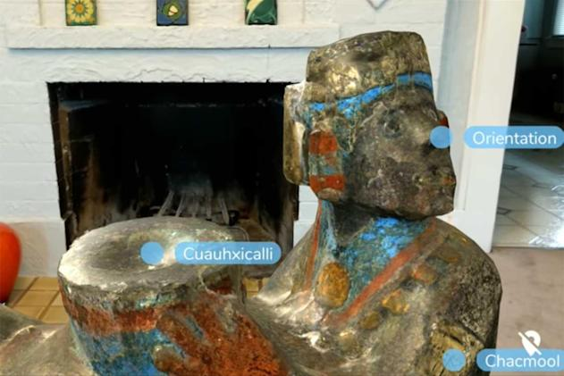 Google demo shows how AR can thrive on the web