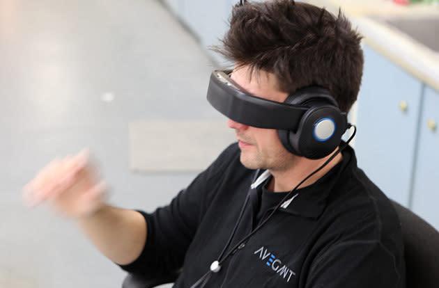 Avegant's Glyph headset live on Kickstarter for $500