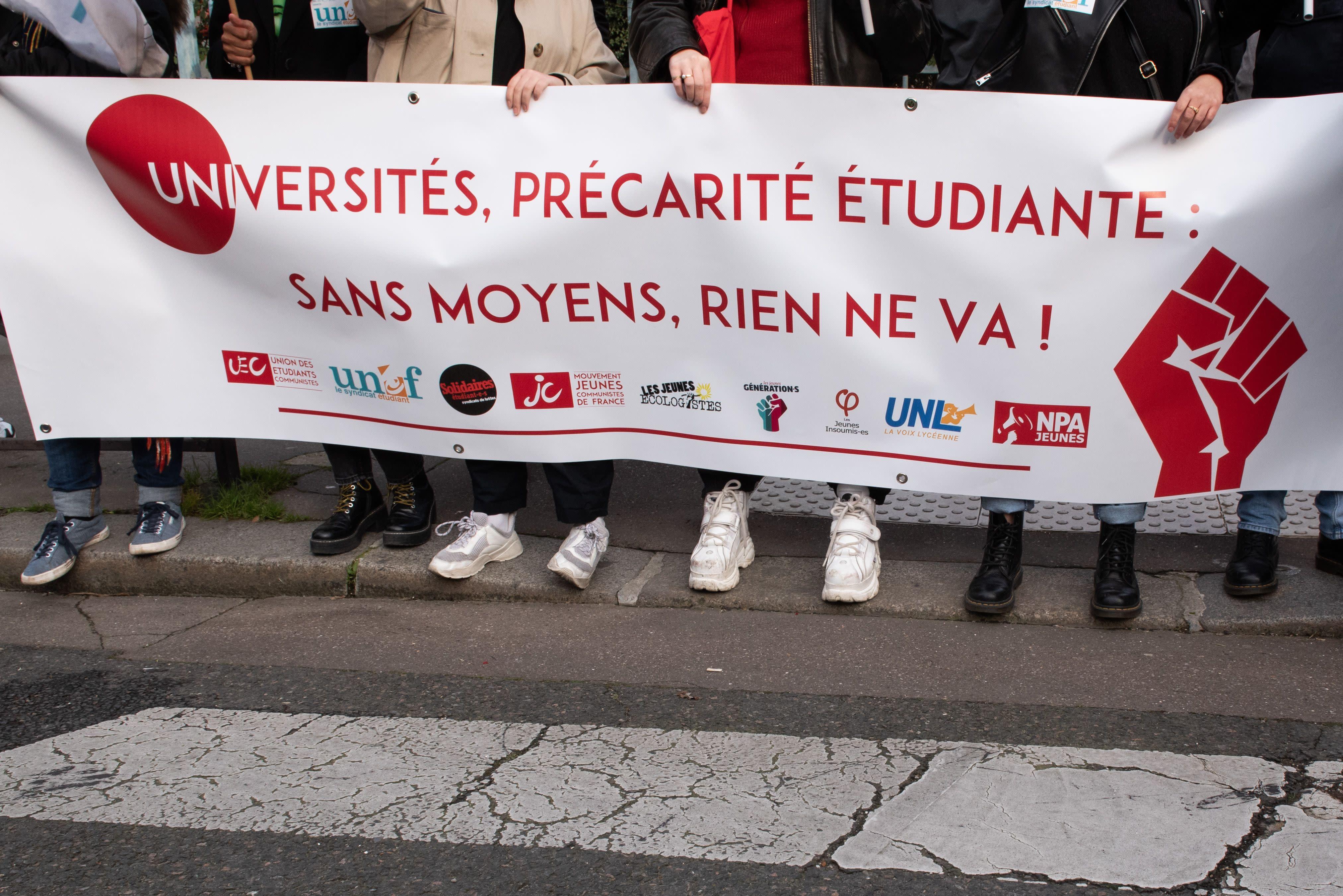 Situation étudiante: «Emmanuel Macron ne répond pas aux enjeux à venir», alerte Laurent Lafon