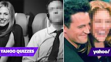 'Friends' quiz: Can you name these famous guest stars?