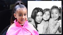 Kim Kardashian criticised after daughter North West, 6, wears fake nose ring and bindi