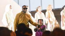 North West makes rap debut at Kanye's Paris fashion show