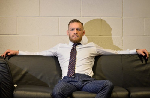 Conor McGregor has been calling his shots his whole career. (Getty)