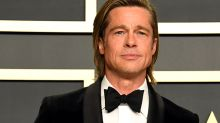 """Brad Pitt emociona con un discurso nostálgico y emotivo: """"Esto es para mis hijos, que colorean todo lo que hago"""""""