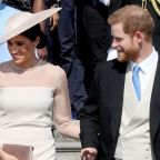 Royal Wedding Roundup: Meghan Markle and Prince Harry Are Charming as Ever as Newlyweds