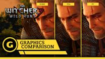 The Witcher 3: Wild Hunt - Graphics Comparison