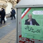 Iran to vote in general election many see as 'lost cause'
