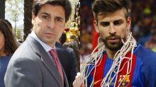 """Fran Rivera llama """"cobarde"""" a Piqué: """"Lleva años haciendo feos a España"""""""
