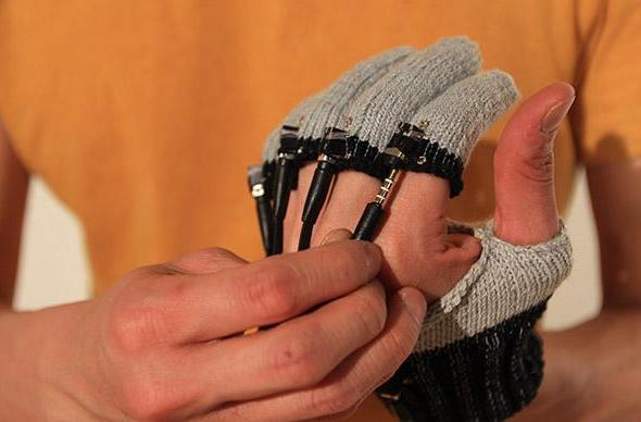 Knitgadget: High-tech yarn can control devices and play tunes