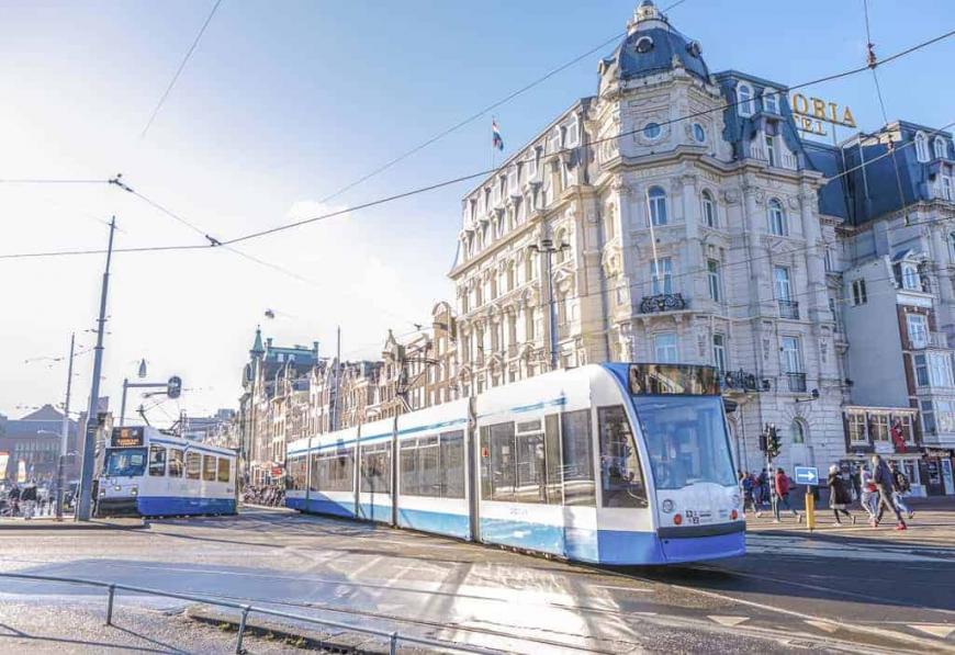 超實用!阿姆斯特丹公共交通攻略大全