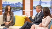Viewers livid as Megan McKenna compares herself to Adele on Good Morning Britain