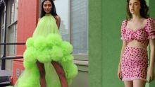 Além do vestido de morango: Veja outros vestidos da estilista Lirika Matoshi!