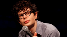 Simon Amstell, comedy review: Comedy gold in Amstell's existential angst
