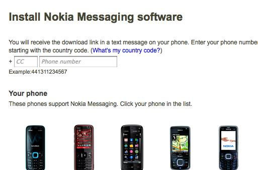 Nokia Messaging graduates to S60 5th Edition