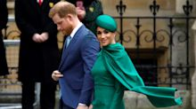 How Prince Harry and Meghan Markle subtly coordinated their outfits for final official engagement