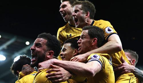 Premier League: 31. Spieltag: 88., 91., 94.! Spurs kämpfen Swansea nieder