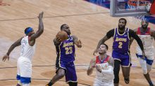 The Sports Report: Lakers win, but will be in play-in game; Clippers lose and are seeded fourth
