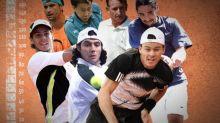 Roland-Garros (H) - Laver, Chang, Grosjean, Ferrer... Ces joueurs de petite taille qui sont allés très haut