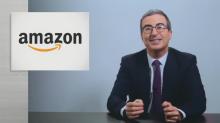 John Oliver slams Amazon for treatment of employees during coronavirus outbreak
