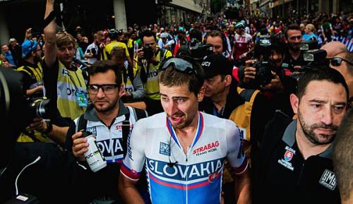 Radsport: Nach Fall Sagan: Videobeweis kommt auch im Radsport