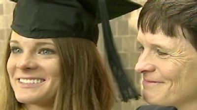 Towson Grad, Army Couple Reunited In Homecoming
