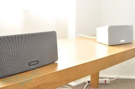 Sonos Play:3 compact streaming media Hi-Fi gets official for $299, we go ears-on