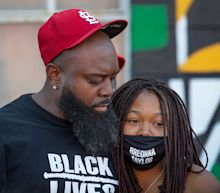 Michael Brown's father says we're 'dying in the inside' on anniversary of son's death