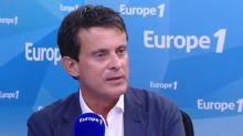 """Pour Valls, contre l'islamisme, """"s'il faut changer la Constitution, il ne faut pas hésiter"""""""