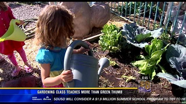 School program teaches students about the outdoors