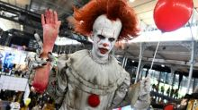 Blood-soaked 'It' sequel jolts Comic-Con to life