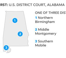 Alabama abortion law faces lengthy appeals process