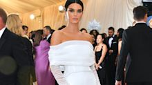 Kendall Jenner Wore a White Jumpsuit to the Met Gala 2018