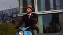 Stilvoll und motorisiert durch die Innenstadt? Mit der Schwalbe kein Problem!