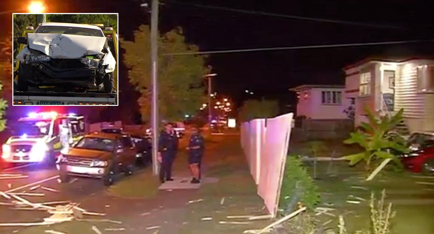 Teen dies on back seat after friends flee horror crash
