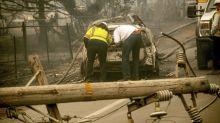 PG&E se declara en bancarrota ante demandas por incendios
