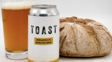Nace una cerveza hecha a partir de sobras de comida