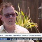 Challenging job market for gig workers