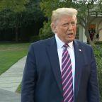 Trump on U.S. surpassing 200,000 coronavirus deaths: 'I think it's a shame'