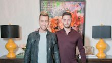 HOUSE TOUR: At Home With Lance Bass and Michael Turchin