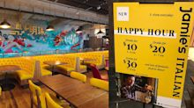 Happy Hour最平最抵飲!銅鑼灣/尖沙咀Jamie's Italian每杯$10繼續搶客