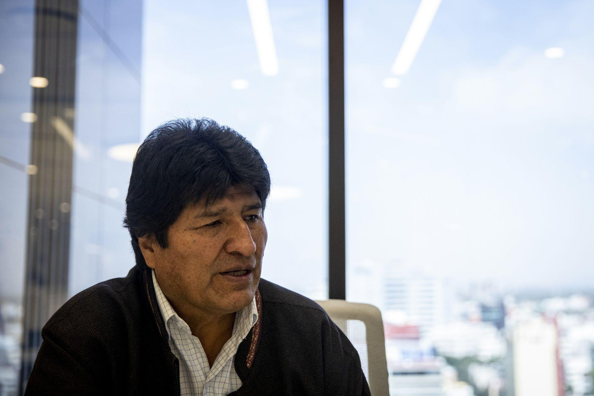 Bolivia's former president Morales arrives in Argentina to seek asylum
