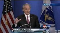 Gomez, Markey spar in 2nd Mass. US Senate debate